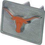 Texas Longhorns Trailer Hitch Receiver Cover