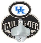 "Kentucky Wildcats NCAA Tailgater Hitch Cover with Bottle Opener - 1-1/4"" and 2"" Hitches"