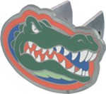 Florida Gators Trailer Hitch Receiver Cover