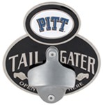 "Pittsburgh Panthers NCAA Tailgater Hitch Cover w Bottle Opener - 1-1/4"" and 2"" Hitches"