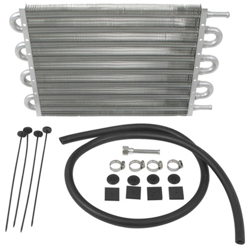 1985 C/K Series Pickup by GMC Transmission Coolers Derale D12904