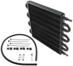 Derale Dyno-Cool Tube-Fin Transmission Cooler Kit - Class III - Economy