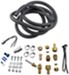 "Derale Remote Mounting Kit for Transmission Coolers - 1/2"" Lines"