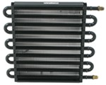 Derale Series 7000 Tube-Fin Cooler Core w/ AN Inlets - Class IV - Standard