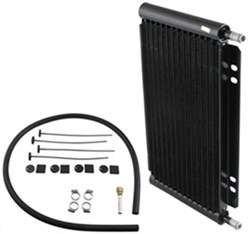 Derale Dyno-Cool Tube-Fin Transmission Cooler Kit - Class II - Economy