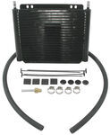 Derale Series 8000 Plate-Fin Transmission Cooler Kit w/Barb Inlets - Class III - Efficient