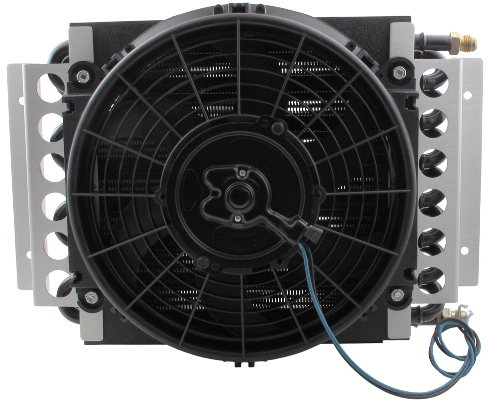 cooler with fan for 4R75E Transmission