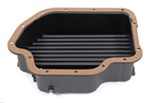 Derale Deep Transmission Pan Cooler for GM Turbo 400