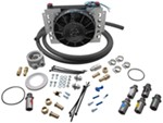Derale Atomic-Cool Remote Engine Oil Cooler Kit w/ Fan - Class V