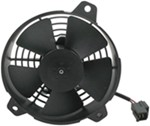 "Derale 5"" Tornado Electric Fan - 315 CFM"