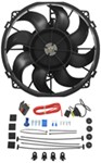 "Derale 8"" Tornado Electric Fan - 500 CFM"