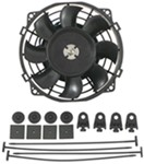"Derale 7"" Tornado Electric Fan - 400 CFM"