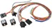 Derale 40/60-Amp Dual Relay Wiring Harness for Dual Fan Assembly