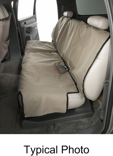 2002 Envoy by GMC Seat Covers Canine Covers DE1020BK