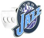 Utah Jazz NBA Trailer Hitch Receiver Cover