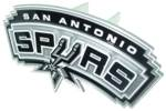 San Antonio Spurs NBA Trailer Hitch Cover