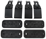 Custom DK Clamps and Pads for Rhino-Rack 2500 Series Roof Rack System