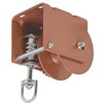 Dutton-Lainson Worm Gear Hand Winch with Loop Drive - 1,500 lbs.