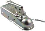 "Coupler 1-7/8"" Ball, 2"" Channel"