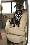 Canine Covers Travel Buckle-Up Pet Harness - Extra Large - Champagne