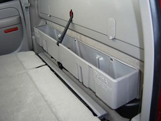 Du Ha Truck Storage Box And Gun Case Behind Seat Black