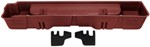 Du-Ha Truck Storage Box and Gun Case - Under Rear Seat - Dark Red
