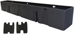 Du-Ha Truck Storage Box and Gun Case - Behind Seat - Dark Gray