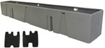 Du-Ha Truck Storage Box and Gun Case - Behind Seat - Light Gray