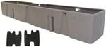 Du-Ha Truck Storage Box and Gun Case - Behind Seat - Gray
