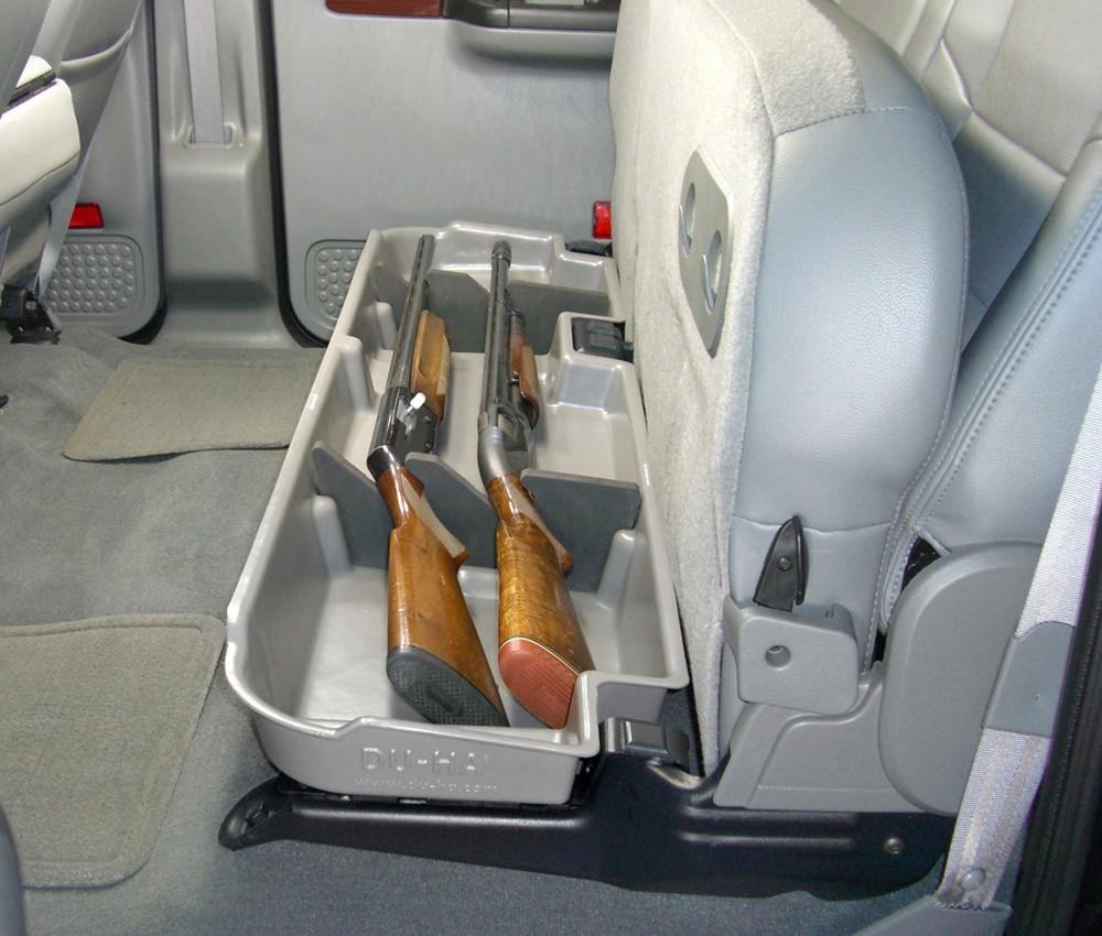 Du-Ha Truck Storage Box And Gun Case