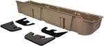 Du-Ha Truck Storage Box and Gun Case - Under Rear Seat - Tan