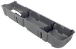 Du-Ha Truck Storage Box and Gun Case - Under Rear Seat - Gray