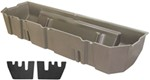 Du-Ha Truck Storage Box and Gun Case - Under Rear Seat - Beige