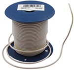 Primary Wire - 16-Gauge - White - per Foot