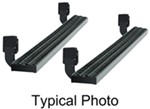 DeeZee 2012 Ford F-250 and F-350 Super Duty Tube Steps - Running Boards