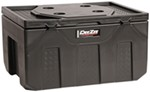 DeeZee Specialty Series Storage Box - Chest Style - Poly Plastic - 10.4 Cu Ft - Black