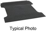 DeeZee Heavyweight, Custom-Fit Truck Bed Mat for Nissan Frontier