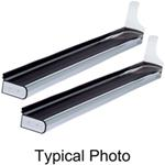 DeeZee 2009 Ford F-250 and F-350 Super Duty Tube Steps - Running Boards