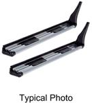 DeeZee 2011 Ford F-250 and F-350 Super Duty Tube Steps - Running Boards