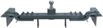 Blue Ox Diamond Hitch - Underbed Gooseneck Trailer Hitch - 30,000 lbs