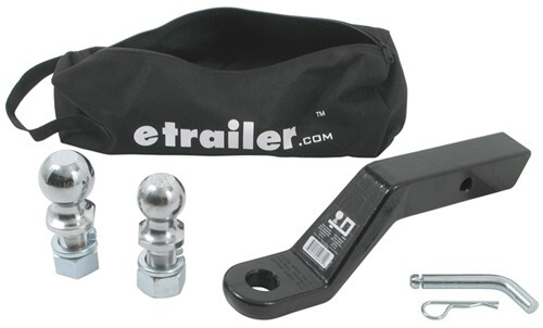 2003 Chevrolet Silverado Ball Mounts etrailer EBMK2416