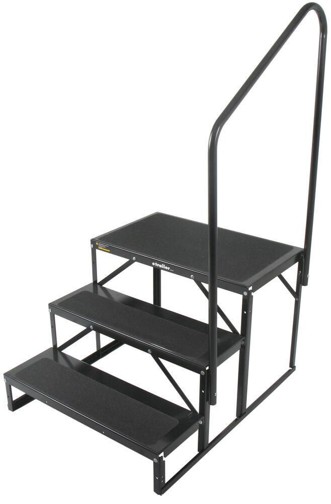 Portable rv steps