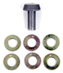 Replacement Spacer Rivet and Washers for Equal-i-zer Weight Distribution Head