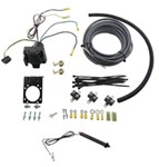 Universal Installation Kit forTrailer Brake Controller - 7-Way RV and 4-Way Flat  - 10 Gauge Wires