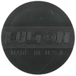 "Replacement Cap for 1-7/8"" Diameter Fulton Sidewind Jacks"