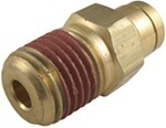 "Firestone Connector for 1/4"" Tubing, 1/4 NPT - Male"