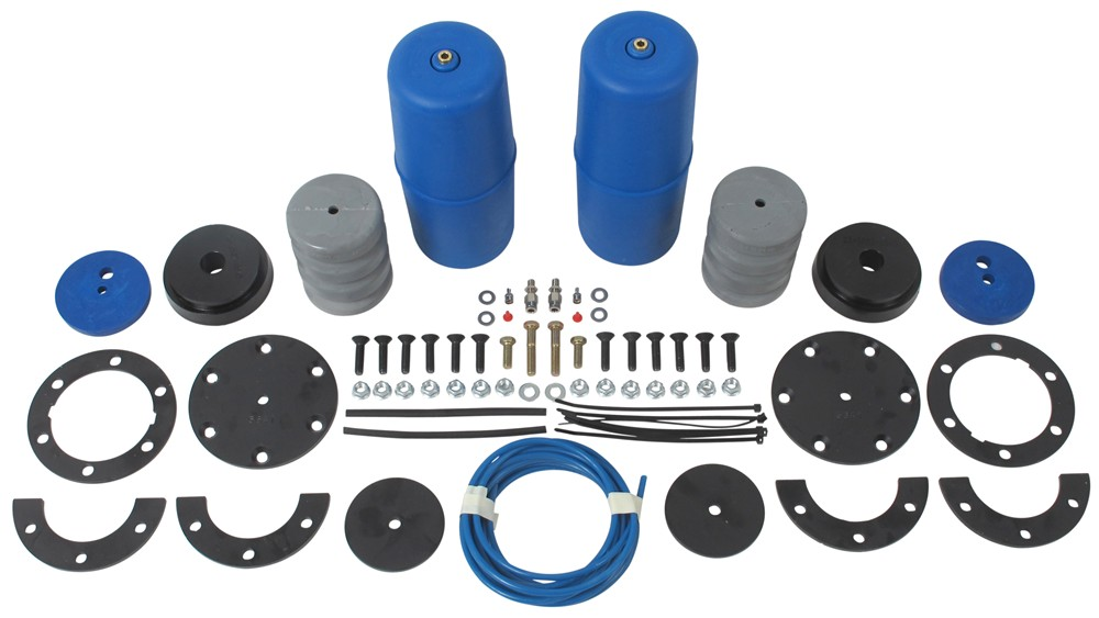 Firestone Coil-Rite Air Springs with Work-Rite Helper Springs Kit