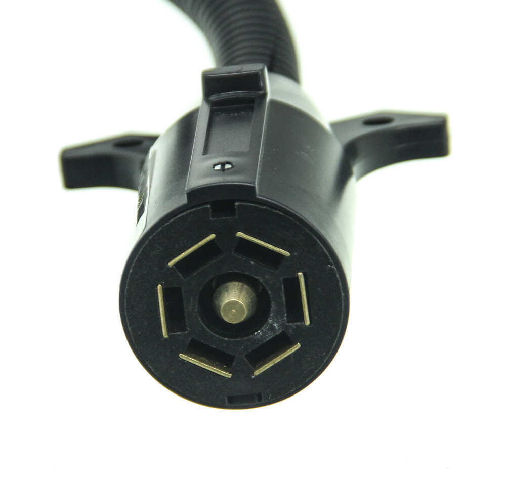 Rv Style Plug Wiring Diagram : Compare trailer connector vs hopkins etrailer