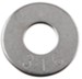 Stainless Steel Fender Washer - 3/8""
