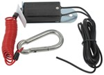 Fastway Zip Trailer Breakaway Switch with Coiled Cable - 6' Long